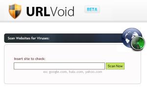Url void